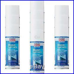 10x Liqui Moly Marine Brillant Spray Bateau Nettoyant pour Sceller Cire 400 ML