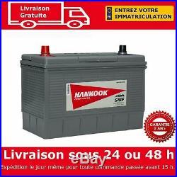 12V 1000CCA Batterie de Démarrage Pour Voiture, Bateau, Tracteur 330 x172 x 242