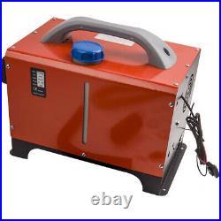 12V 5000W Voiture Chauffage 8KW Air Heater Diesel for Bus Bateau Campervans SUV
