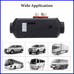 12V 5000w Chauffage Diesel, Parking Chauffe-eau Pour Camion Bateau Voiture Bande