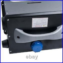 12V 5KW Diesel Air Heater Chauffage Voiture pour Bateaux Motorhome Camion Bus