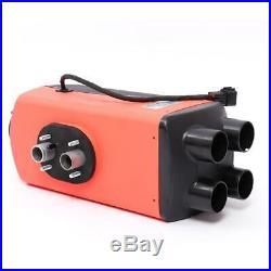 12v 5kw diesel air heater voiture chauffage pour camping car bateaux camions fr pour bateaux