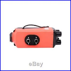 12V 5KW Diesel Air Heater Voiture Chauffage Pour Camping-car Bateaux Camions FR