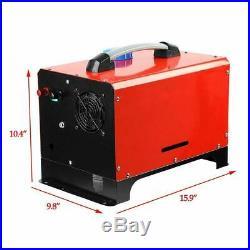 12V 5KW Réchauffeur d'Air Diesel Chauffage Heater LCD Pour Bateaux Autobus