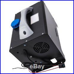 12V 8000W Diesel Air Heater Chauffage Voiture pour Bateaux Motorhome Car Bus LCD