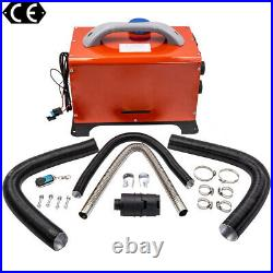 12V 8KW LCD Switch Air Diesel Heater Voiture Chauffage 8000W Bateau Camion Yacht