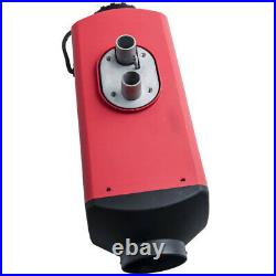 12V Air Diesel Parking Heater 8KW pour camping-car bateaux Camions Motorhomes