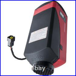 12V Diesel Air Heater 8000W Chauffage Voiture pour camping-car bateaux Camions