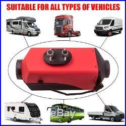 12V Réservoir de Réchauffeur d'Air Diesel 5000W pour camping-car bateaux Camions