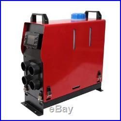 12V Réservoir de réchauffeur d'air diesel 5KW Pour camping-car bateaux Camions