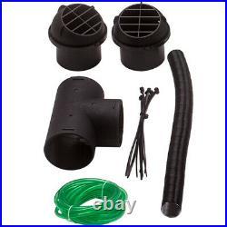 2000W 12V Air diesel Heater Voiture Chauffage pour Car Bateau Auto bus Camion