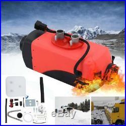 2KW Chauffage Réchauffeur d'air diesel Silencieux Pour camping bateaux Camion