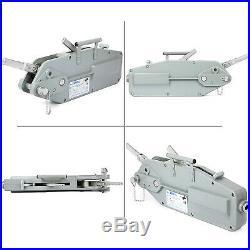 3.2T Treuil manuel Treuil à câble Treuil à main pour remorque auto bateau