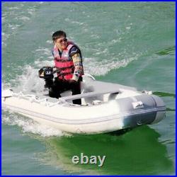 3,6CV 2TEMPS Moteur essence pour bateau arbre court Moteur hors-bord CDI HANGKAI