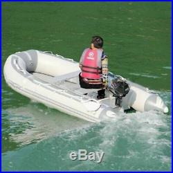 3.6CV 2TEMPS Moteur hors-bord Moteur bateau de pêche Pour les eaux peu profondes