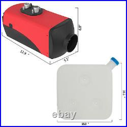 3KW 12V Chauffage Diesel Air Heater avec silencieux pour Voiture Camion Bateau