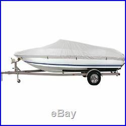 3XHousse pour bateau Couverture de Bateau de Peche Remorque Ski Impermeable f5