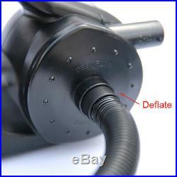 3XRechargeable Pompe Gonflable Électrique Pour Lit Pneumatique Eu De Bateau f5