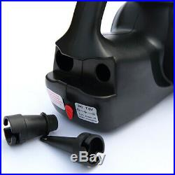 3XRechargeable Pompe Gonflable Électrique Pour Lit Pneumatique Eu De Bateau f6