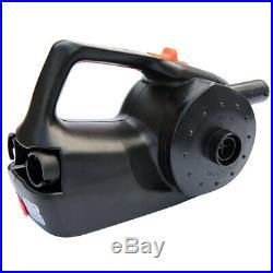 3XRechargeable Pompe Gonflable Électrique Pour Lit Pneumatique Eu De Bateau n8l