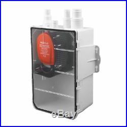 3XSEAFLO Kit De Vidange De Pompe De Vidange De Douche Pour Bateau 12V 750 G RFV