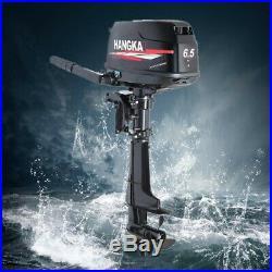 4 tps 6.5PS Refroidissement par eau du hors-bord du moteur hors-bord pour bateau