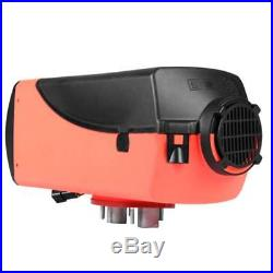 5000W 12V Air Diesel Chauffage Moniteur LCD Planar Pour Camions Bateaux Bus