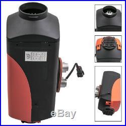 5000W 12V Air diesel Heater Voiture Chauffage pour Car Bateau Auto bus Camion
