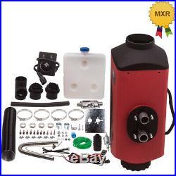 5000W 12V Air diesel Heater Voiture Chauffage pour Car Bateau Camion Caravan Bus