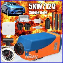 5000W 12V Diesel Air 5kW Chauffage Chauffe Planar Pour Voiture Camions Bateaux B