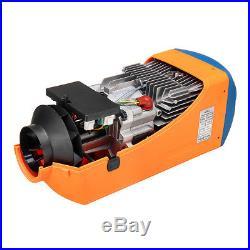 5000W 12V Diesel Air Heater Chauffage 5KW Pour Voiture Car Camions Bateaux Bus