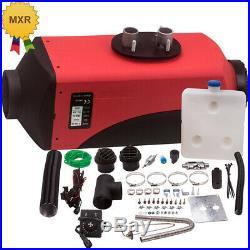 5KW 12V Air diesel Heater Voiture Chauffage pour Car Bateau Camion Caravan RVNU