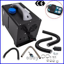 5KW 12V Diesel Air Heater LCD Switch Robinet de chauffage for Bateau Yacht Bus