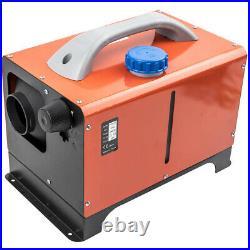 5KW 12V Diesel Air Heater Robinet de chauffage for bateau voiture Réchauffeur