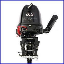 6.5 CV 4 Temps Moteur Électrique pour Bateau Moteur Électrique Hors-bord 123cc