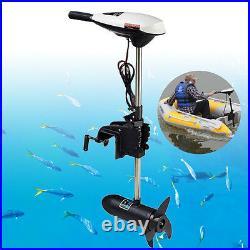 65LBS électrique hors-bord moteur de pêche à traîne pour bateau de pêche Kayak