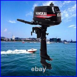 6CV 2 Temps Moteur Hors Bord Pour Barque Moteur Boat Hors-Bord Moteur De Bateaux
