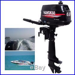 6CV Moteur Hors Bord Pour Barque Moteur Hors-Bord Moteur De Bateaux Boat motor