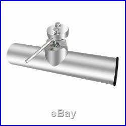 6X2 pieces Porte-canne en inox pour bateaux Porte-canne reglable pour bateau UH
