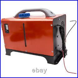 8KW 12V 4-trous Air Diesel Heater Chauffage de l'air pour Caravane Camion Bateau