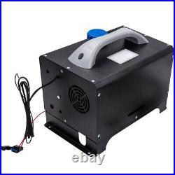 8KW 12V Air Diesel Heater Chauffe Chauffage pour Voiture Camion Bateau Caravan