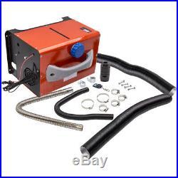 8KW 12V Air diesel Heater Chauffe Chauffage pour Camion Bateau Motorhomes Pickup
