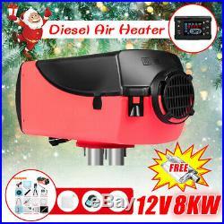 8KW 12V Chauffage de l'Air Diesel Silencieux pour Camion Bateau Voiture MA1841