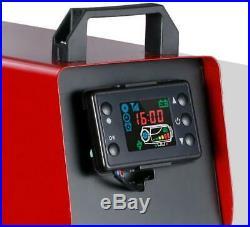 8KW Diesel Air Heater Robinet de chauffage 12V pour bateau voiture Réchauffeur