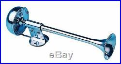 AFI avertisseur sonore simple corne de brume pour bateau et yacht 24 V 3,5 A