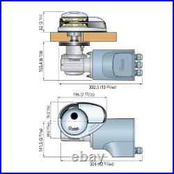 Achsel Ancre Pour Bateau QUICK CL2 700w Chaîne 8mm