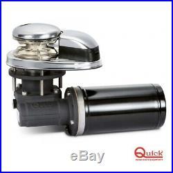 Achsel Ancre Quick Prince DP1 500 pour Chaîne 6mm 500w pour Bateaux et Canots