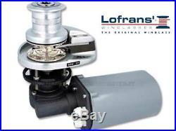 Achsel Ancre pour Bateau Lofrans X1 500w Chaîne 6mm Con Cloche