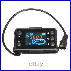 Air Diesel Chauffag 12V 5000W 4 Trou LCD Contrôleur PLANAR Pour Bateau Voiture
