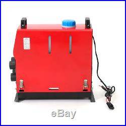 All in One 3000W 12V Diesel Air Heater Voiture LCD Pour Car Bateau Autobus Neuf